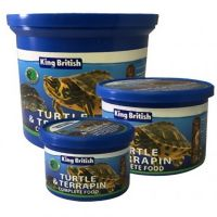 King British Turtle And Terrapin Complete Food, Multivit Supplement, TurtleStick